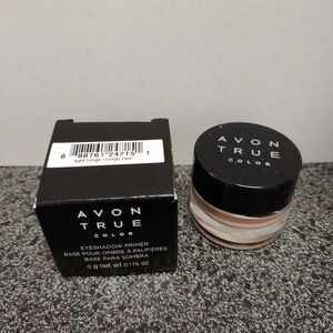 Eyeshadow primer light beige
